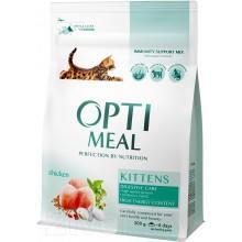 """Optimeal"" сухой корм для кошек с курицей 4 кг"