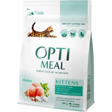 """Optimeal"" 4 кг сухой корм для кошек с курицей"