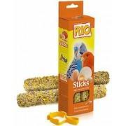 RIO Палочки для всех видов птиц с яйцом и ракушечником, 2х40г