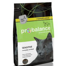 ProBalance Cat Sensitive