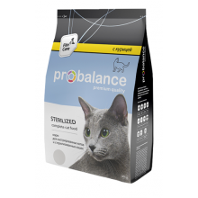 ProBalance Cat Sterilized, 400 гр