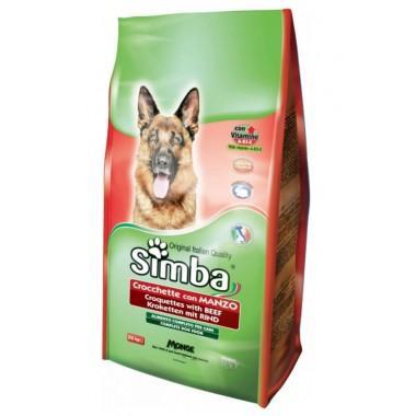 Monge сухой корм для собак всех пород с говядиной