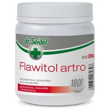 Флавитол. Артро-таблетки для здоровья суставов с хондроитином,глюкозамином и босвелией 180таб.
