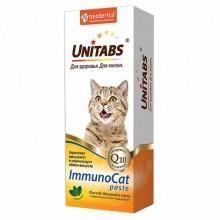 Добавка для кошек UNITABS U307 UT ИммуноКэт Паста 120 мл
