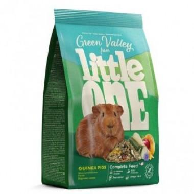 Little One Зеленая долина. Корм из разнотравья для морских свинок, 750 г
