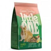 Little One Зеленая долина. Корм из разнотравья для кроликов, 750 г