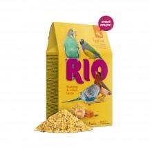 RIO Яичный корм для волнистых попугайчиков и других мелких птиц, 250 г