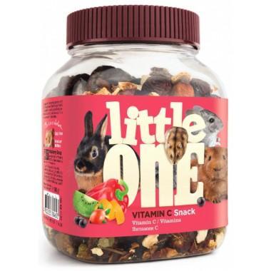 Little One Витамин С. Лакомство для всех видов грызунов, 180 г