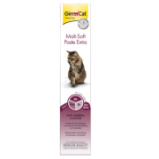 Паста Gimсat для кошек с эффектом выведения шерсти, Malt-Soft-Extra, 20 г