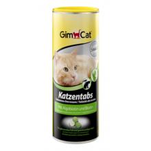Gimcat Таблетки для кошек с морскими водорослями и биотином, 425 гр