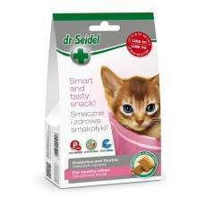 Dr. Seidel Snacks. Лакомство для здоровья котят 50г