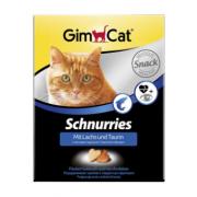 """Gimcat Витаминные """"сердечки"""" с таурином и лососем, 420 гр"""