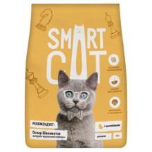 Корм Smart Cat для котят, с цыпленком