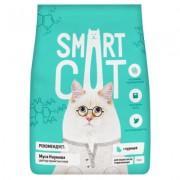 Корм Smart Cat для стерилизованных кошек, с курицей