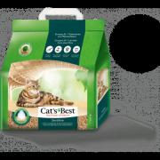 CAT'S BEST Sensitive наполнитель древесный комкующийся, гранулы