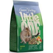 Little One Зеленая долина для дегу 750 г