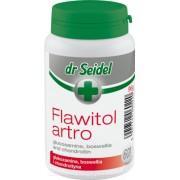 Флавитол. Артро - таблетки для здоровья суставов с хондроитином,глюкозамином и босвелией 60таб.