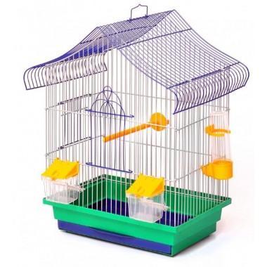 """Клетка для птиц """"Мини-1"""" (330x230x450 мм)"""