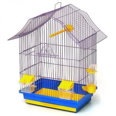 Клетка для птиц МИНИ-2 (330x230x470 мм)
