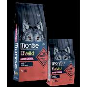 Monge сухой корм с олениной для взрослых собак всех пород