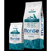 Monge сухой корм СПЕЦИАЛЬНЫЙ для взрослых собак гипоаллергенный с рыбой