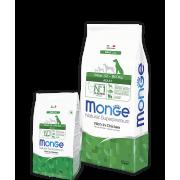 Monge сухой корм для взрослых собак крупных пород с цыпленком