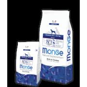 Monge сухой корм для взрослых собак средних пород с цыпленком