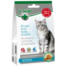 Dr. Seidel Snacks. Лакомство для кошек - гипоаллергенное 50г