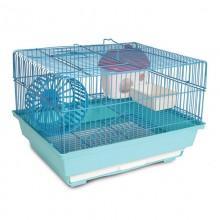 3304 Клетка для мелких животных, эмаль, 345*280*240мм