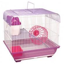 1602 Клетка для мелких животных, эмаль, 345*260*320мм