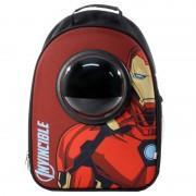 Сумка-рюкзак для животных Marvel Железный человек, 450х320х230мм