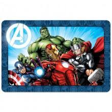 Коврик под миску Marvel Мстители, 430x280мм