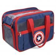 Сумка-переноска для животных Marvel Капитан Америка, 400х280х250мм