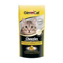 Gimcat Сырные шарики Cheezies для кошек, 200 гр