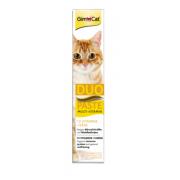 Gimcat Паста мультивитаминная для кошек, сыр