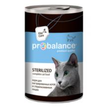 ProBalance Sterilized корм консервированный, 415 гр