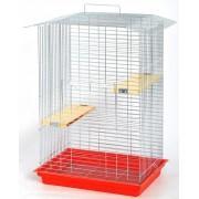 """Клетка для грызунов """"Шиншилла-Люкс"""" (565x400x850 мм)"""