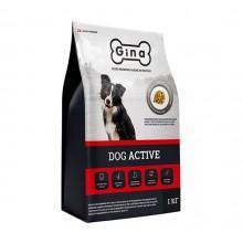 GINA Dog Active корм для выставочных и активных собак