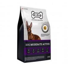 GINA Dog Moderate Active корм для собак с умеренной активностью