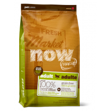 """""""NOW"""" беззерновой корм для собак малых пород, с индейкой, уткой и овощами"""