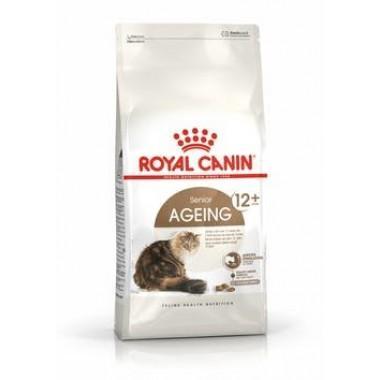"""""""Royal Canin Ageing 12+"""" Сухой корм для взрослых кошек старше 12 лет 400 гр. пачка"""