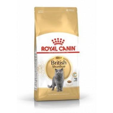 """Royal Canin British Shorthair"" Сухой корм для короткошерстных кошек 400 гр. пачка"