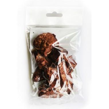 Лакомство для собак Dr.Hvostoff Легкое говяжье сушеное 30 гр.