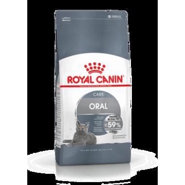 """Royal Canin Oral Care"" корм для кошек профилактика образования зубного налета и камня 400 гр. пачка"