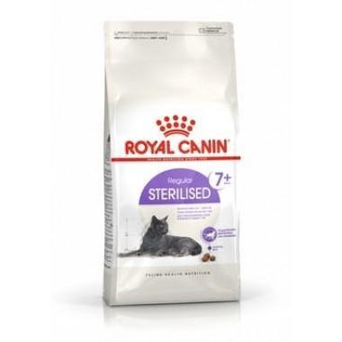 """Royal Canin Sterilised 7+"" корм для стерилизованных кошек старше 7 лет 400 гр. пачка"