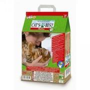 Cat*s Best Oko plus Древесный комкующийся наполнитель для кошек, 12 л.