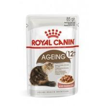 """Влажный корм """"Royal Canin Ageing 12+"""" для кошек старше 12 лет (в соусе)"""