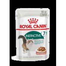"""Влажный корм """"Royal Canin Instinctive 7+"""" для кошек (в соусе)"""