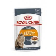 """Влажный корм """"Royal Canin intense beauty"""" для поддержания красоты шерсти кошек (в соусе)"""