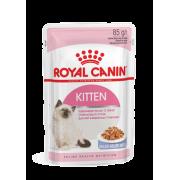 "Влажный корм ""Royal Canin Kitten instinctive"" для котят от 4 до 12 месяцев (в желе)"